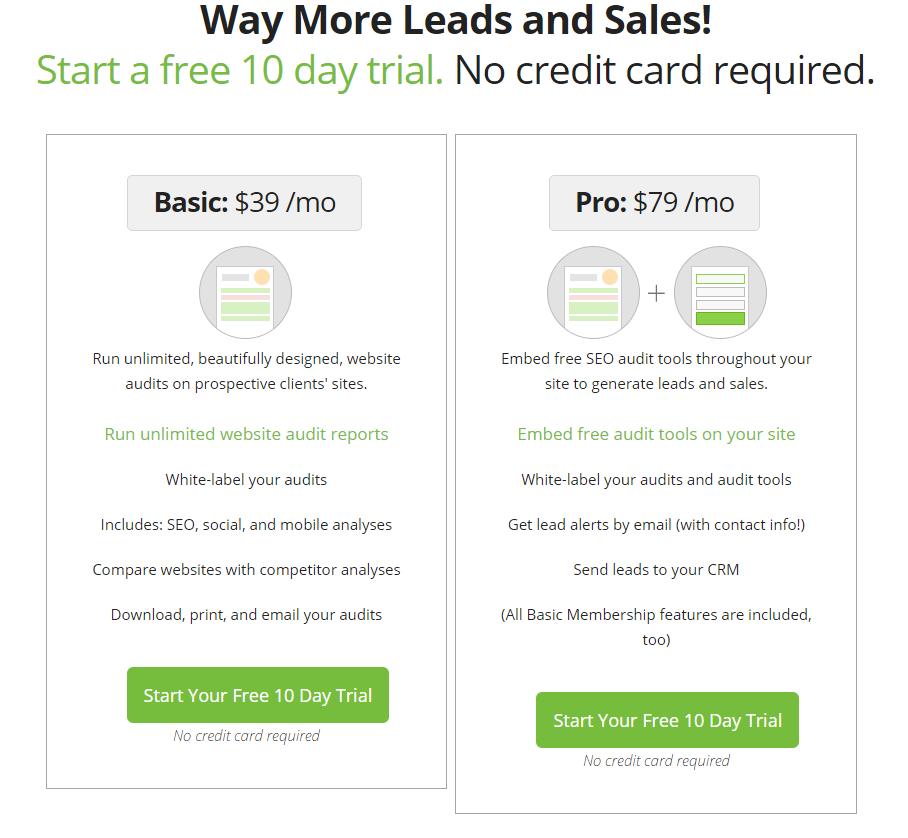mysiteauditor-pricing